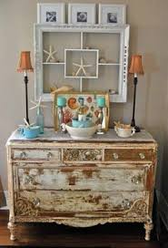 Coastal Home Decor Stores Coastal Themed Thrift Store Dresser Graphics Annie Sloan Chalk