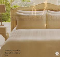 frette 1706101 roma ivory single duvet cover 140 x 200cm 100