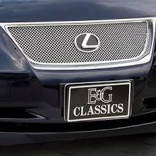 lexus 2007 es 350 lexus es350 mesh grille by e g classics 2007 2008 2009