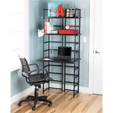 bookshelf desks the container store