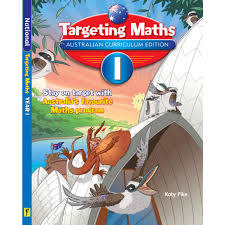national targeting maths student book 1 officeworks