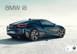 bmw ads bmw i8 launch campaign