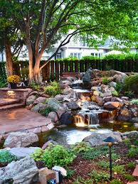 Backyard Pond Ideas Exterior Design Small Backyard Pond Ideas For Your Outdoor Home