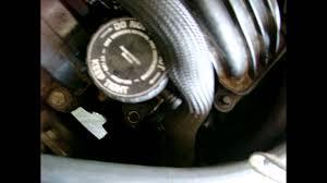 water pump u0026 timing belt repair replacement 2 4 liter pt cruiser