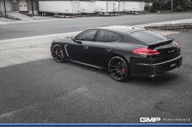 matte black porsche panamera porsche panamera turbo adv10 m v2 sl concave wheels adv 1 wheels