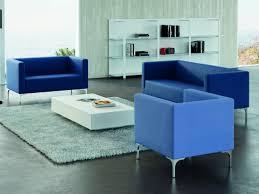 canapé de bureau canapé d accueil 3 places design