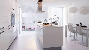 cuisine blanches en photos les plus belles cuisines blanches cuisine blanche par