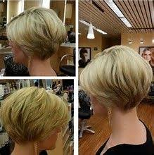 wedge haircuts front and back views image result for short wedge haircuts for women back view