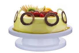 amazon com vonshef professional rotating cake decorating icing