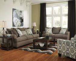 Ashley Furniture Corley Slate Stationary Living Room Group