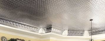 Tin Ceiling Panels by Tin Tile Ceiling Lader Blog