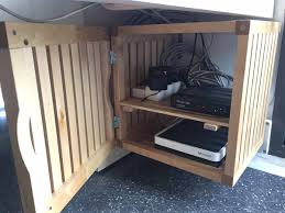 Ikea Hacks Closet Small Wood Server Closet Ikea Hackers Ikea Hackers