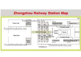 The L Train Map Zhengzhou Railway Station Train Schedule Tickets Booking