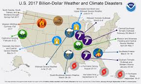 California Wildfires 2007 Environmental Effects by Billion Dollar Weather And Climate Disasters Overview National