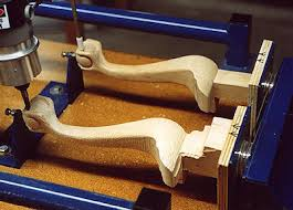 furniture carving reproduction and restoration of detailed parts