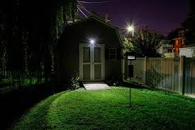 wireless motion lights outdoor wireless motion sensor led spotlight by mr beams novelty