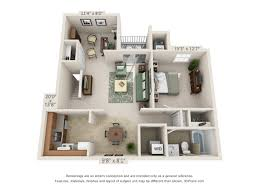 Floor Plan Of An Apartment Mount Laurel Apartments Stirling Court Apartments