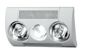 3 In 1 Bathroom Light Bathroom Heat Fan Light Lighting Heater Cover Exhaust Reviews 3 In