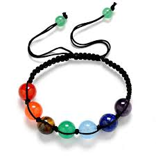 braided bead bracelet images Buy diezi natural colorful stone beads crystal 7 jpg