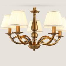 Lighting Chandeliers Modern Elegant 5 Light E14 Lamp Holder Modern Lighting Chandeliers