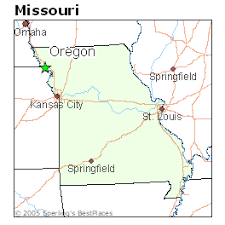 map of oregon mo best places to live in oregon missouri