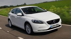 volvo v40 review top gear
