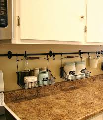 small kitchen backsplash ideas for organizing a small kitchen