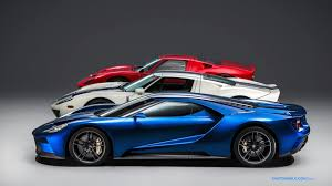 future ford 2017 ford gt a sensation and a future investment