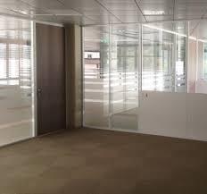vitrophanie bureau cloison vitrée toute hauteur vitrophanie bureaux cloison