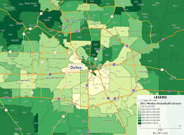 Zip Code Map New Orleans by Mapping Services Hendrickson Development