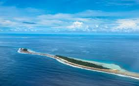 tuvalu island is least visited country in world travel