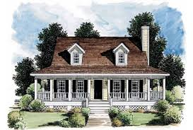 eplans farmhouse eplans farmhouse house plan porch makes small home look bigger