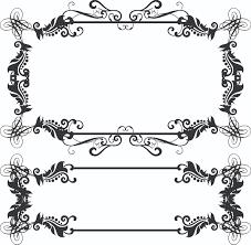 pattern clip art images european border pattern vector free vector 4vector