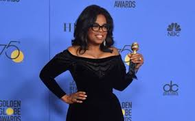 Seeking Awards Gayle King Oprah Isn T Seeking Presidency