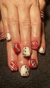 oklahoma sooners football nails love my sooners pinterest