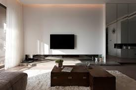 minimalist livingroom decor for wide livingroom space