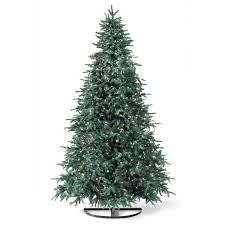 flat back christmas tree the green head