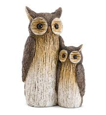 owl decor owls owl themed home garden decor wind weather