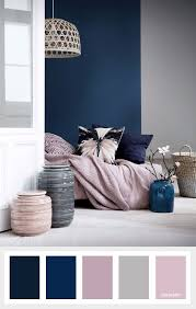 Curtain Colors Inspiration Navy Blue Mauve And Grey Color Palette Gray Color Color