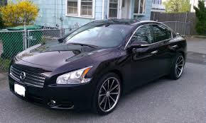nissan maxima all black what would you do next nissan forums nissan forum