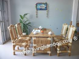 bamboo dining room table bamboo dining room furniture table and chairs antwerp danny ho