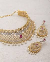trendy necklace sets images Buy designer necklace sets trendy necklace set with cz jpg