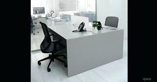 Office Desking Impressive Grey Office Desk Desks For Sale Interqueco