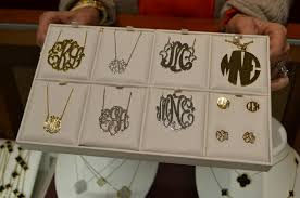 monogram pendants let the tide pull your dreams ashore radcliffe monogram necklaces