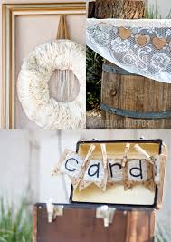 diy wedding decor and ideas rustic and beautiful wedding in