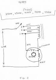 emerson fan schematic pre 1950 antique antique fan