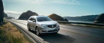 acura minivan enjoy prime luxury amenities in the 2017 acura mdx trim levels