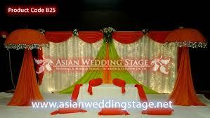 wedding backdrop birmingham royal wedding stages mehndi stage backdrops decor decorations