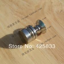 zinc vs stainless steel cabinet hardware aliexpress com buy single hole stainless steel brushed furniture