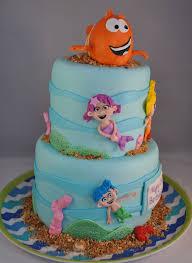 bubble guppies u2013 piper cakes